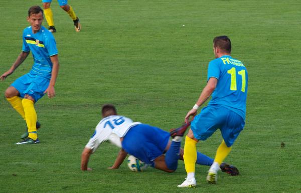 A tým - FK Zbuzany